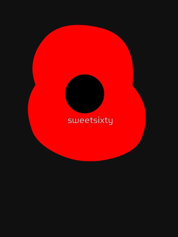 Rememberance Poppy by sweetsixty
