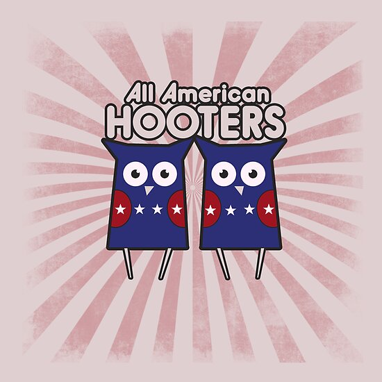 All American Hooter Owls by BubbSnugg LC