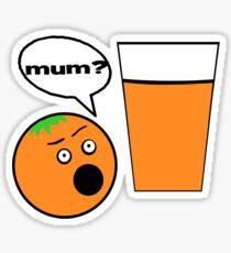 Mum? Sticker