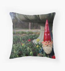 Gnome  Throw Pillow