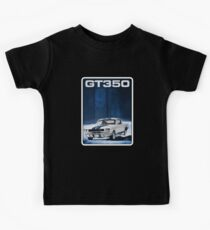 Shelby GT350 Kids Clothes