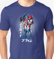 Metroid Prime Slim Fit T-Shirt