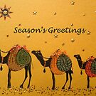 Egyptian Season's Greetings  by ©The Creative  Minds