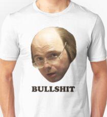 BULLSHIT - Text Unisex T-Shirt