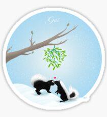 Gui (mistletoe) Sticker
