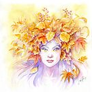Crown of Autumn by Janet Chui