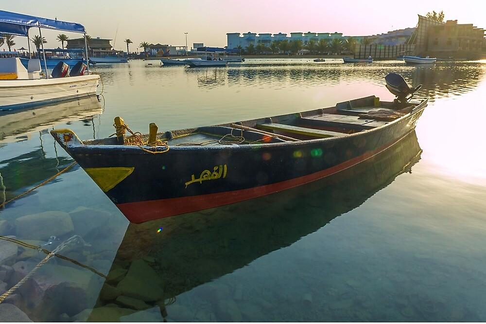 boat by likbatonboot