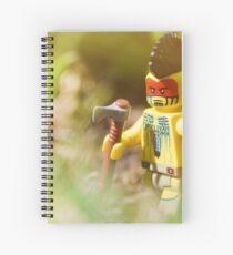 Apache! Spiral Notebook