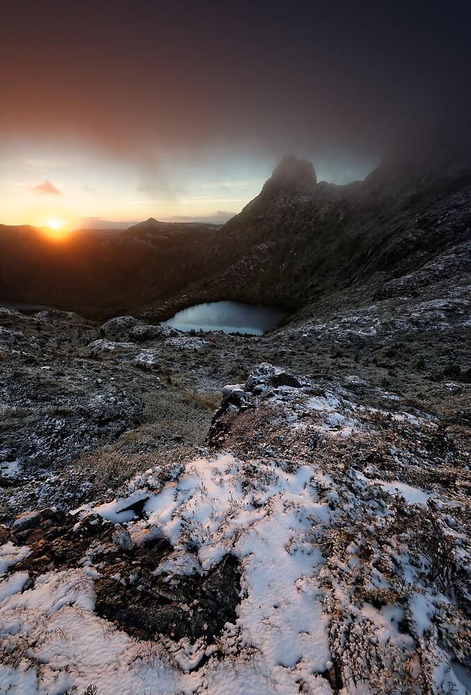 Cradle Valley Sunrise by Robert Mullner