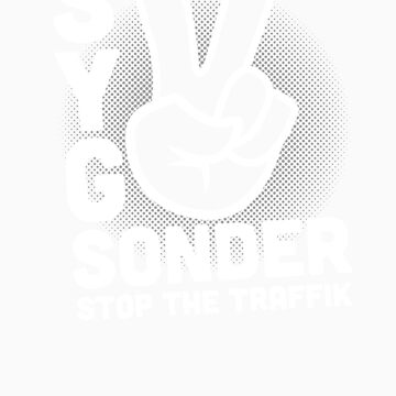 Sonder Youth Apparel for SYG by aaronjb
