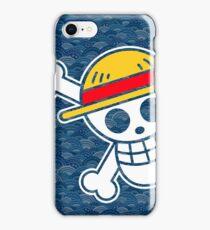 One Piece: Luffy (XXXL) iPhone Case/Skin