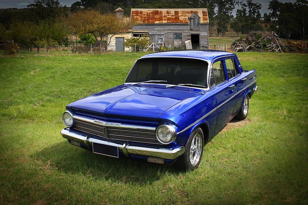 EH Holden Sedan by Keith Hawley