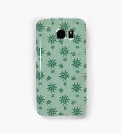 Patterns in the Ice Samsung Galaxy Case/Skin
