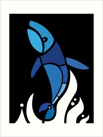 White Stories of Black Whales by monosu