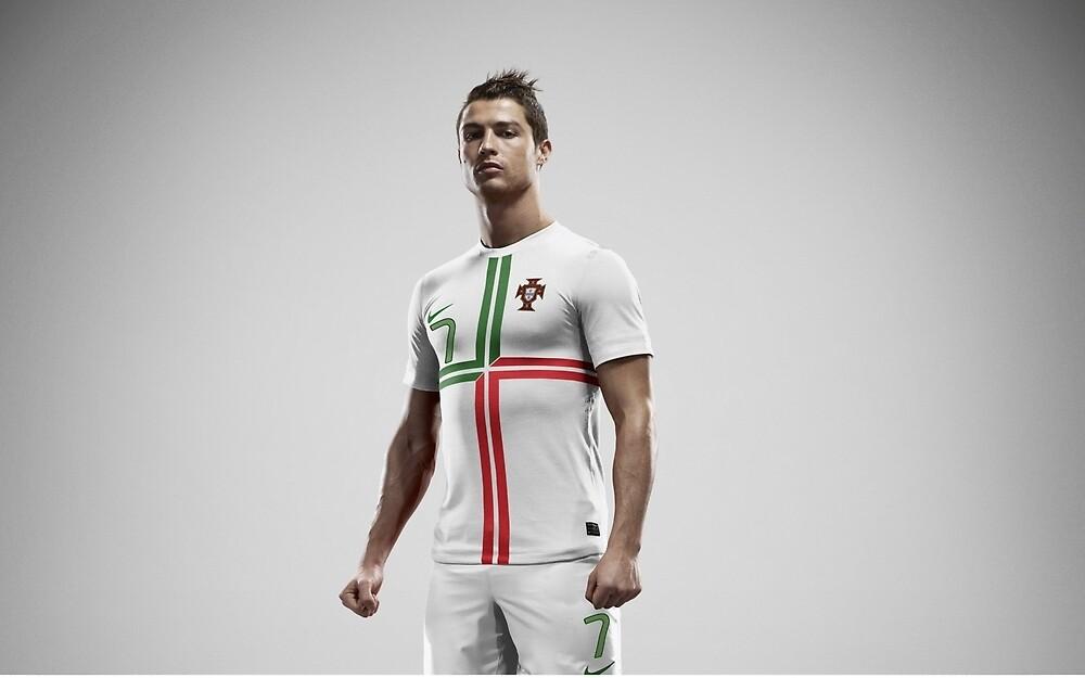 (HD) Ronaldo - Portugal by Dotrix