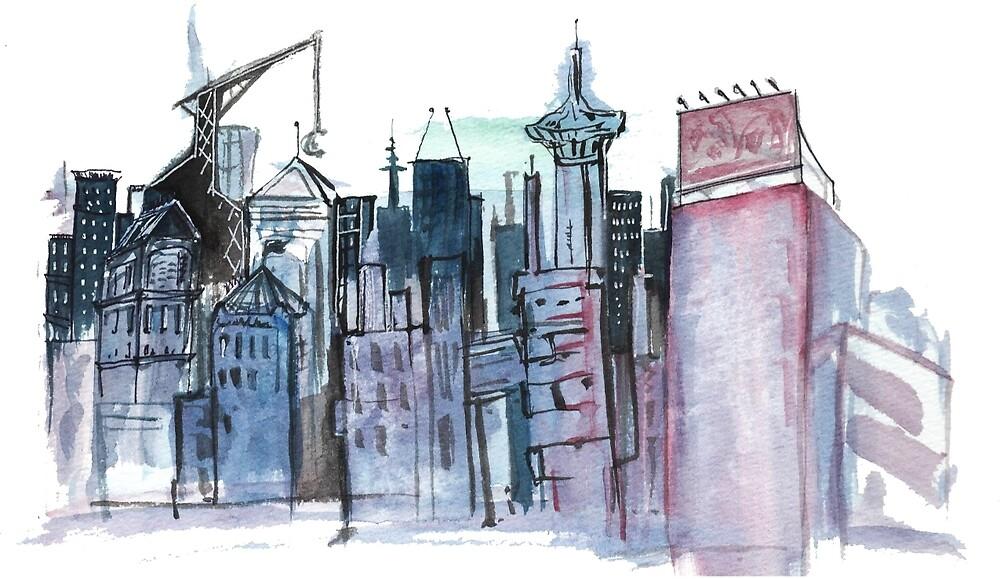 CITY by arjunaheidi