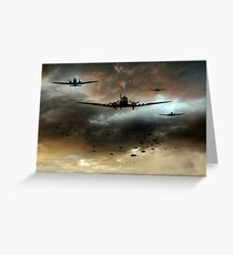 Normandy Invasion Greeting Card