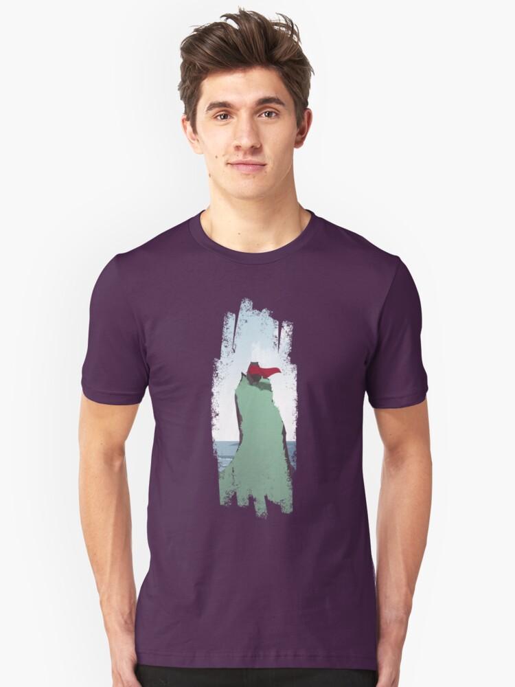 Monster Yell pt2 Unisex T-Shirt Front