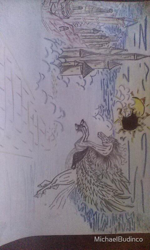 Fantasy by MichaelBudinco