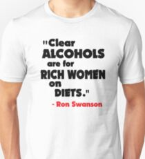 Clear Alcohols T-Shirt