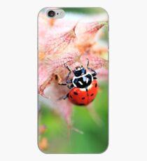 Ladybug & Wildflowers Phone Case iPhone Case