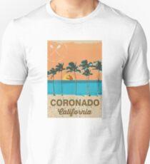 Coronado - California.  T-Shirt