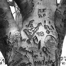 Tree of Knowledge by Lisa Brower