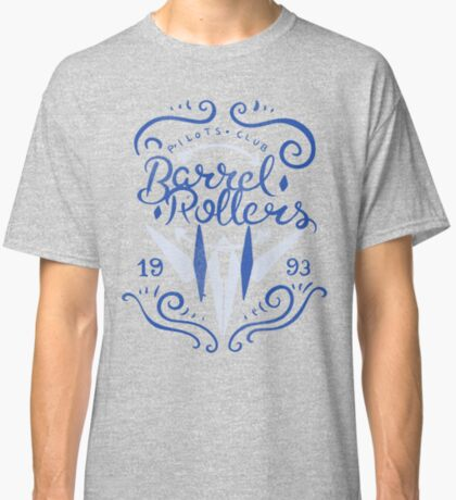 Barrel Rollers Pilots Club Classic T-Shirt
