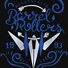 Barrel Rollers Pilots Club by Azafran