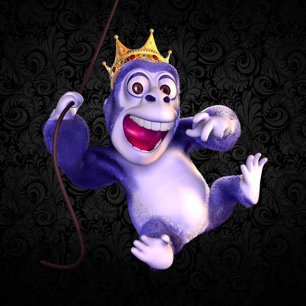 King Gorila  by tanduksapi