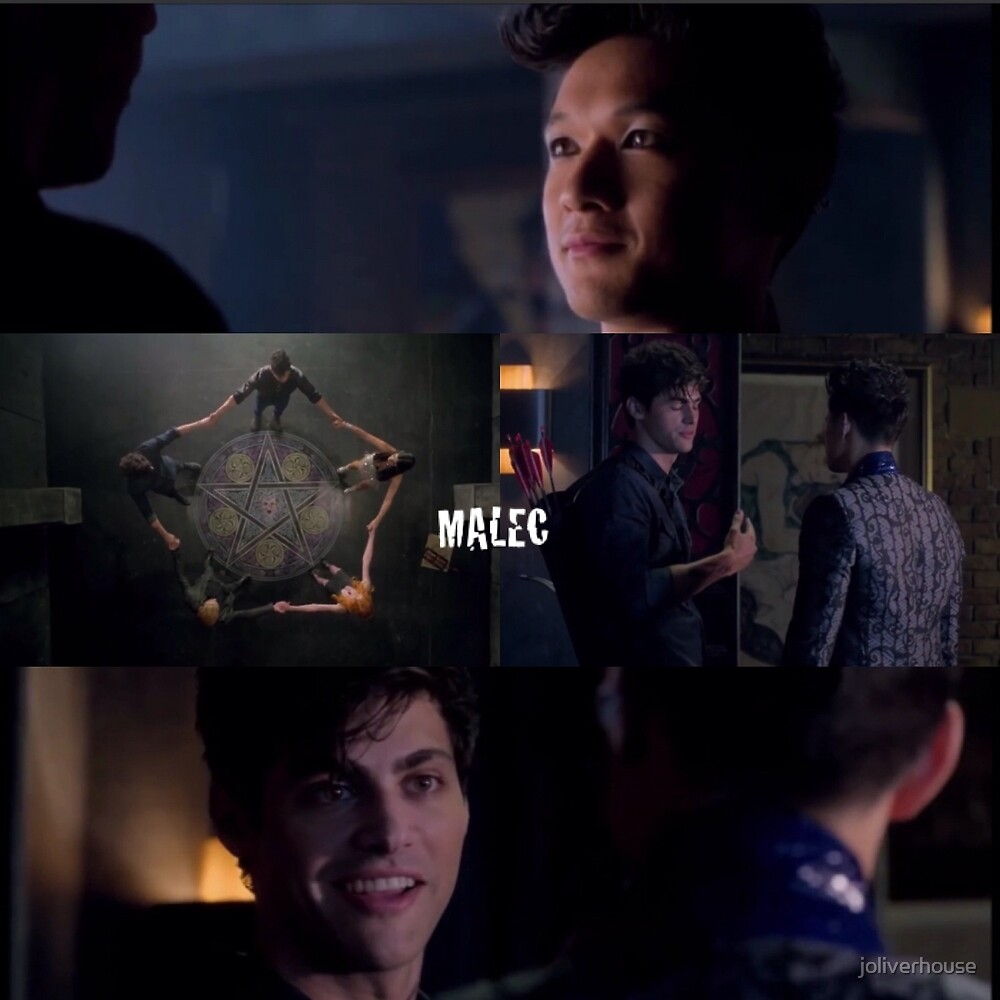 Shadowhunters - Malec by joliverhouse