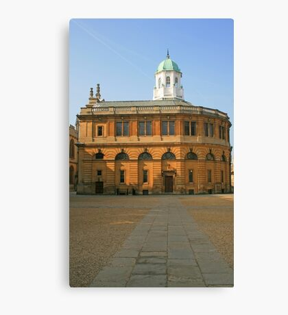 The Sheldonian Canvas Print