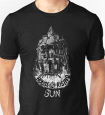 House of the Rising Sun - B&W T-Shirt