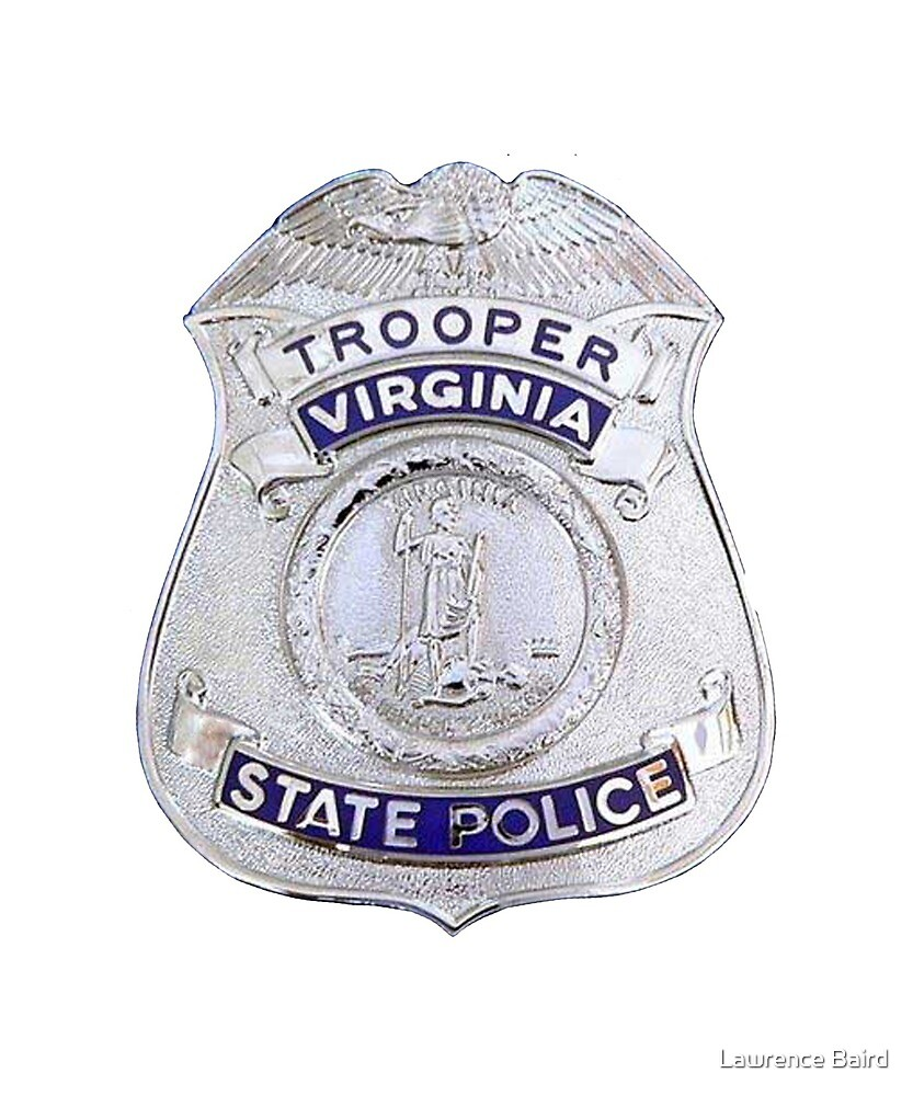 Virginia State Police by Lawrence Baird