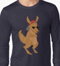 Joey the Rappin' Roo Long Sleeve T-Shirt