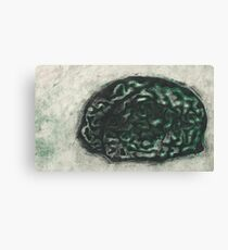 """Turned"" brains Canvas Print"