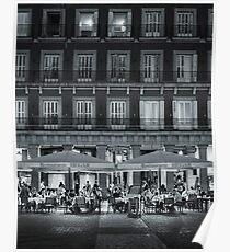 Madrid Life Poster