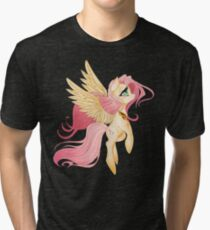 My Little Pony: Fluttershy Tri-blend T-Shirt
