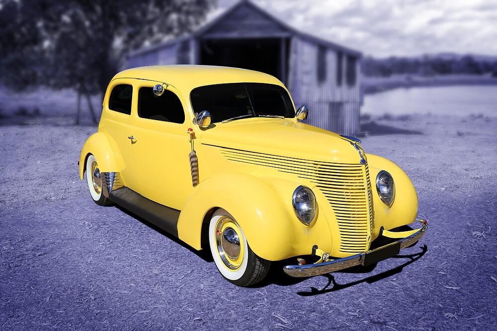 1938 Ford by Keith Hawley