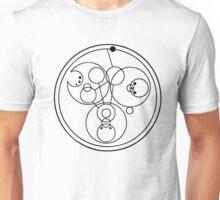 """Come along, Pond"" Translated into Gallifreyan Unisex T-Shirt"