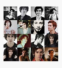 Robert Sheehan Photographic Print