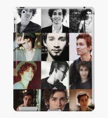 Robert Sheehan iPad Case/Skin