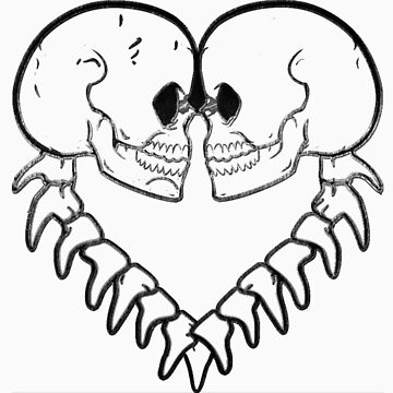 Two Skulls, Connected by thieved