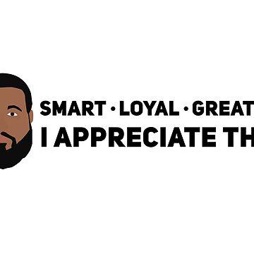 Dj Khaled You Smart by sergboy