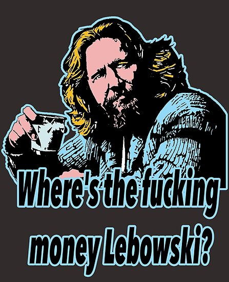 Big Lebowski Philosophy 27 by Shirtquotes