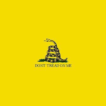 Don't Tread On Me - Libertarian Style by melliott15