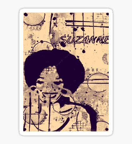 Suzanne Pryor Sticker