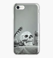 Medium Format: Campy Skull iPhone Case/Skin