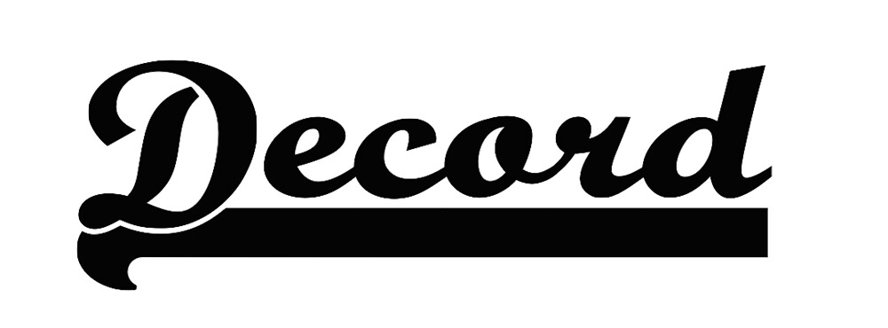 Classic Decord Logo by DecordClothing
