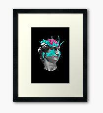 Dave Brain Framed Print
